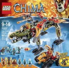 LEGO CHIMA : King Crominus' Rescue.