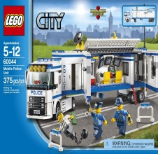 LEGO CITY : Mobile Police Unit.