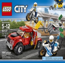 LEGO CITY : Tow Truck Trouble
