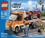 LEGO CITY Flat Bed Truck